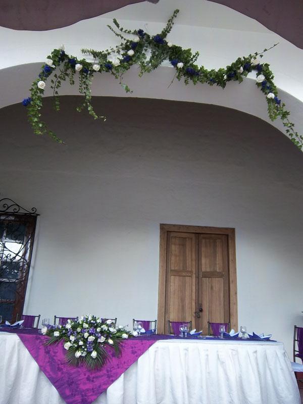 Eventos Sociales Aguirre Farms Florería Flores A